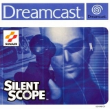 Silent Scope de Konami pour Sega Dreamcast (complet en version PAL FR)