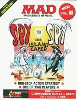 Spy vs. Spy II: The Island Caper pour Commodore 64/128 (disquette)