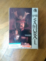 Sword of the Samuraï de Microprose pour IBM PC et compatibles. Version disquettes 5,25\'\'