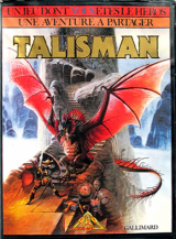 Talisman, le jeu de l\'oie version Games Workshop (1983)