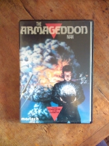 The Armageddon Man de Martech pour Commodore 64 128 en version cassette