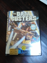 The Dambusters par US Gold en version cassette originale pour Commodore C64 (grand étui portfolio)