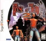 The House of the Dead 2 de Sega pour Dreamcast (complet en version US NTSC)