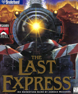 The last Express de Broderbund Software pour PC Windows 95, DOS et Macintosh