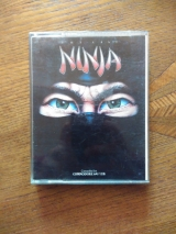 The Last Ninja. Cassette for Commodore 64 128. (System 3, 1987)