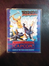 Tiger Road de Capcom pour Sinclair ZX Spectrum