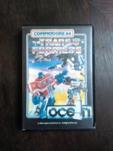 Transformers: More than meets the Eye! pour Commodore C64 128 (cassette)