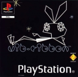 Vib Ribbon de Sony pour Sony PlayStation (complet en version PAL UE)