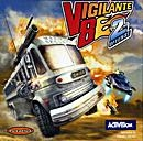Vigilante 8 2nd (second) Offense, d\'Activision pour Sega Dreamcast (version PAL FR complète)