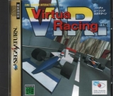 Virtua Racing pour Sega Saturn (version japonaise NTSC)
