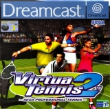 Virtua Tennis 2 pour Dreamcast (complet en version PAL FR)