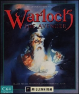 Warlock the Avenger (Druid III) pour Commodore C64 128 (cassette)
