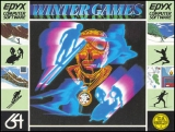 Winter Games pour Commodore C64 128 (cassette)
