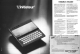 Micro-ordinateur ZX81 de Sinclair Research Ltd. (1981)
