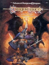 Dragonlance Adventures de Tracy Hickman et Margaret Weis. TSR Inc., 1987