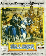 Hillsfar, de Strategic Simulations Inc. pour Commodore 64/128 (complet en version disquette)