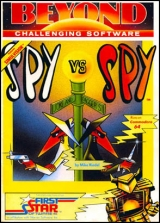 Spy vs Spy de First Star Software / Beyond (1984) pour Sinclair ZX Spectrum (complet)