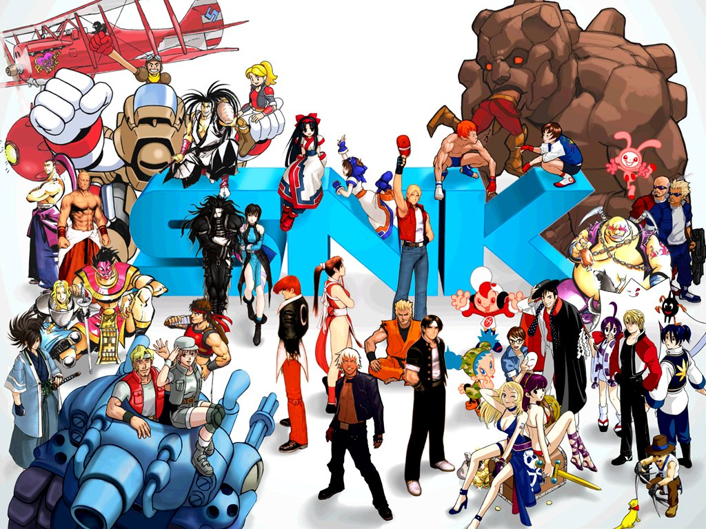 SNK Corporation (Japon, 1973-2001) / SNK Playmore (2003)
