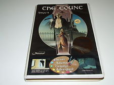 The Count saga 5 par Adventure International pour Atari 8 bits 400 800 version disquette